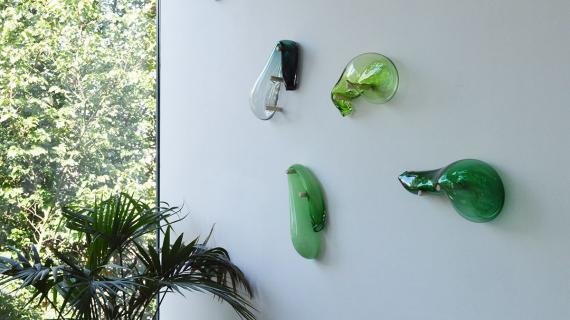 shades of green, groene bellen